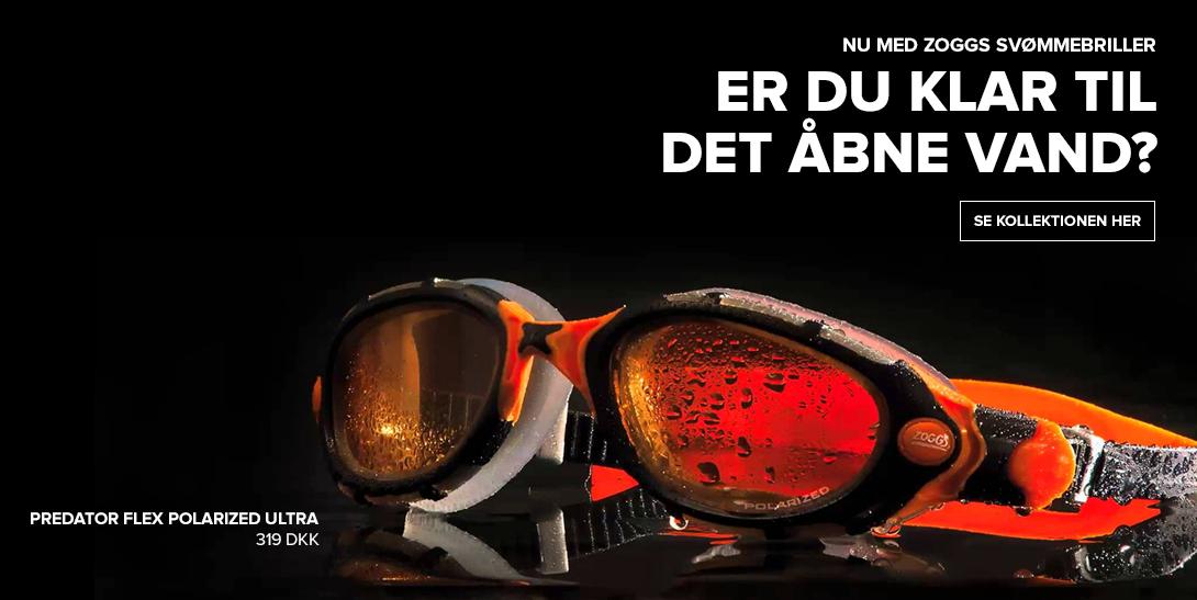 Open Water briller fra Zoggs!
